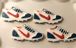 Running Shoes Cookies