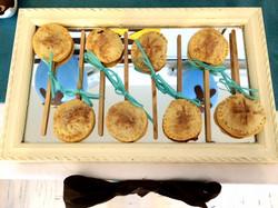 Apple Lolli-Cookies