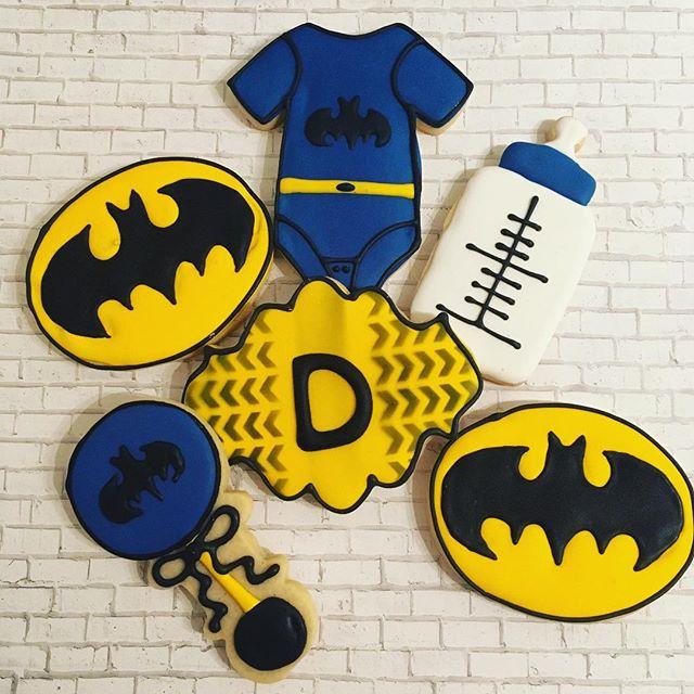 Batman Babyshower