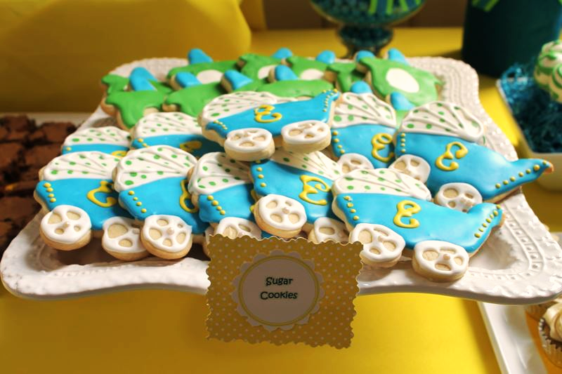 Custom Designed Cookies