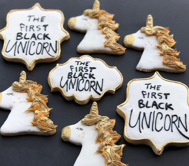 1st Blk Unicorn
