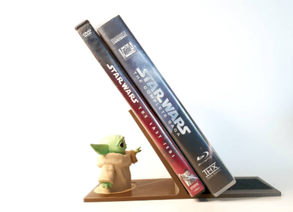 Star Wars Baby Yoda DVD Holder 3D Printed