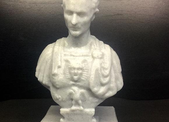 "Julius Caesar Pen/Pencil Holder 3d Printed 6"" tall"