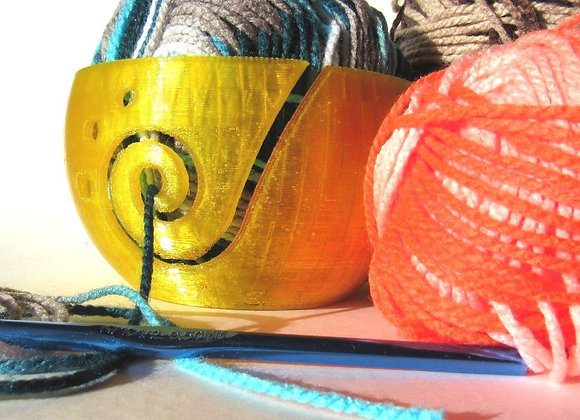 Yarn Bowl Knitting