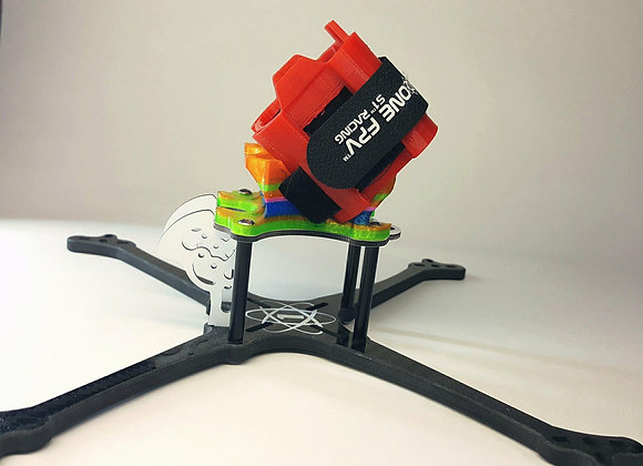 Gopro Session Mount and Base for Space One Auroras 3D Printed Drone