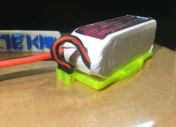 Battery Tray for CNHL 100C batteries or any other 1500MaH size