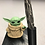 Thumbnail: Baby Yoda Pen Holder Mount Stand 3D Printed