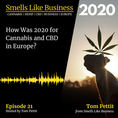 How was 2020 for cannabis and CBD  in Europe