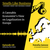 Cannabis Economis on Legalisation of Cannabis in Europe