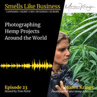 Photographing Hemp Projects Around the World Mara Krings