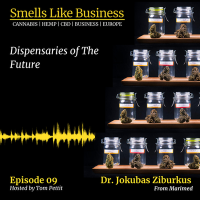 Dispensaries of the future according to Marimed