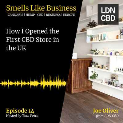 How I Opened the First CBD Store in the UK