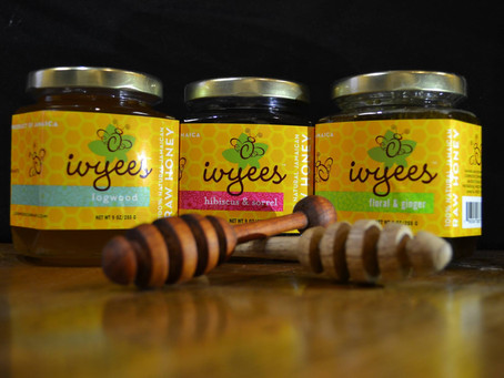 Ivyees Sweet Honey