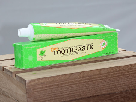 Toothpaste? More like Toothache