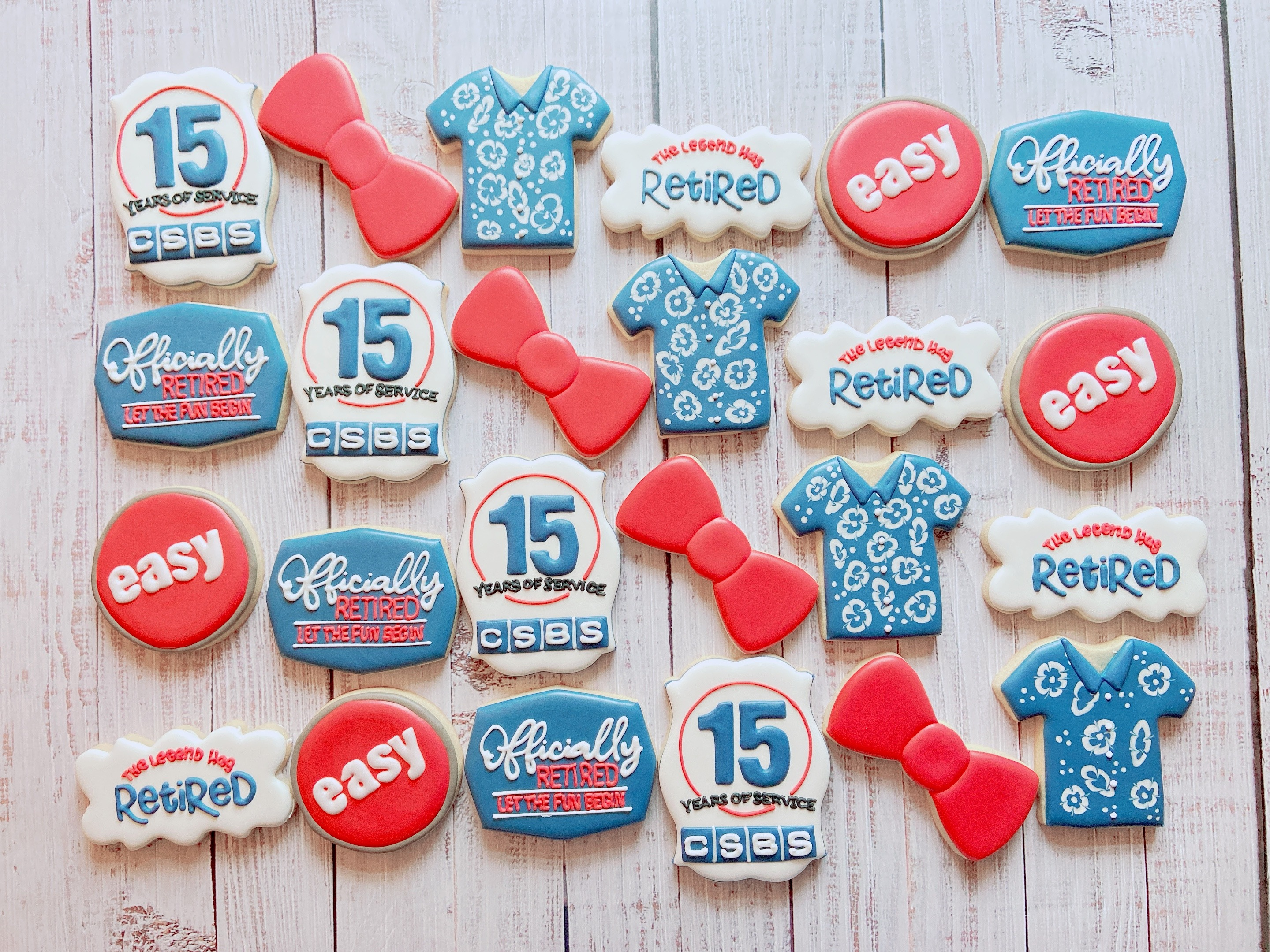 Retirement Cookies