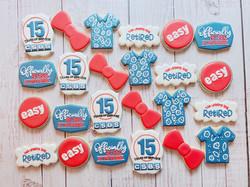 Retirement Cookies