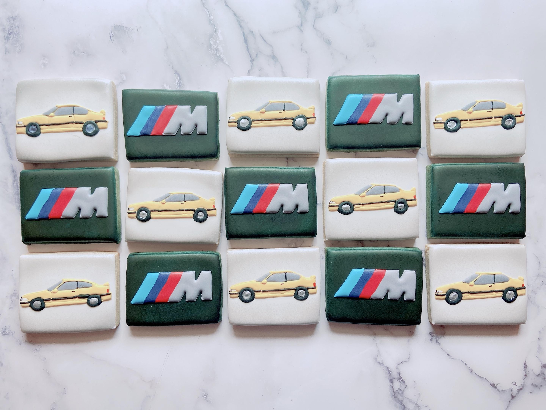 BMW Cookies