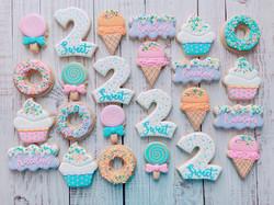 Two Sweet Cookies