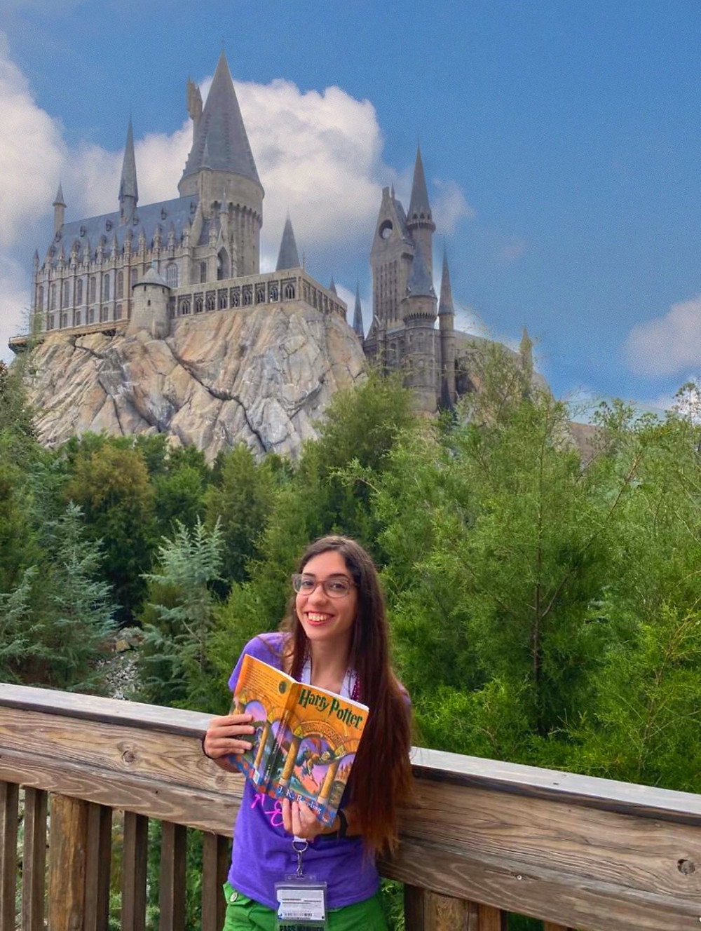 Castelo de Hogwarts de Harry Potter