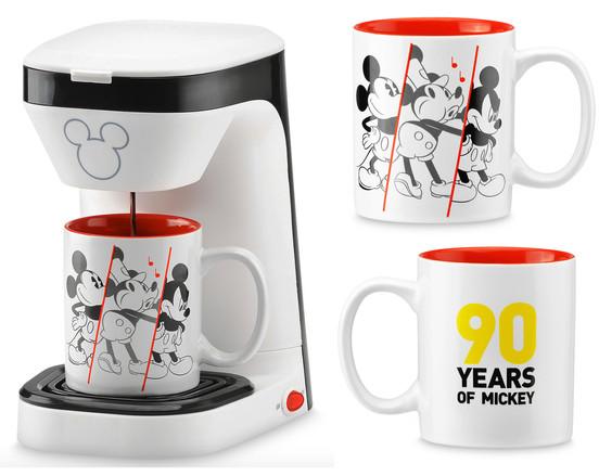 Decore sua cozinha com produtos da coleção dos 90 anos do Mickey Mouse