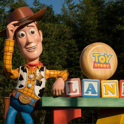 Disney começa a vender Acesso Exclusivo a Toy Story Land em um pacote especial