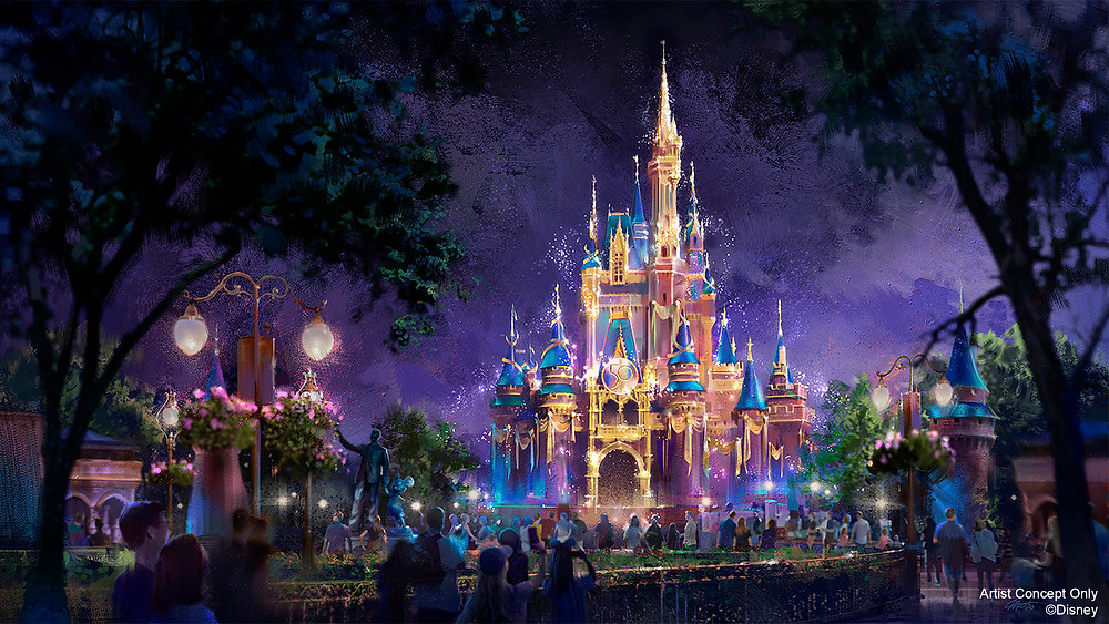 50 anos de walt disney world