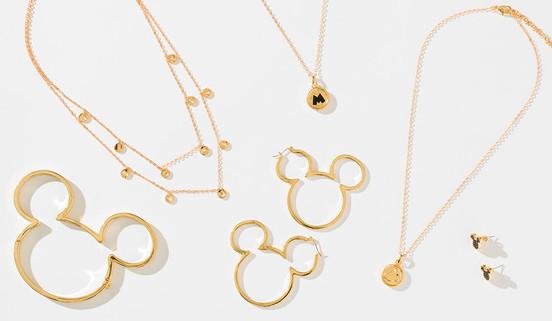 Jóias lindas para comemorar os 90 anos do Mickey