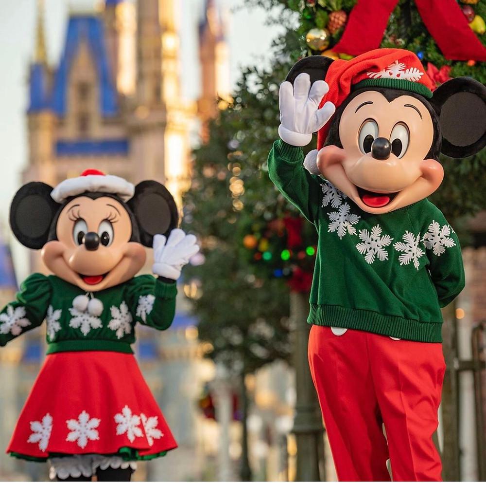 Mickey's Very Merry Christmas Party no Magic Kingdom é cancelada
