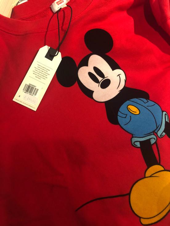 Nova coleção Mickey da Levis