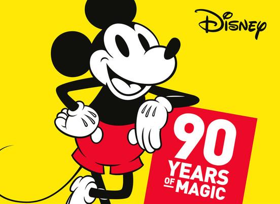 Mais produtos para celebrar os 90 anos do Mickey