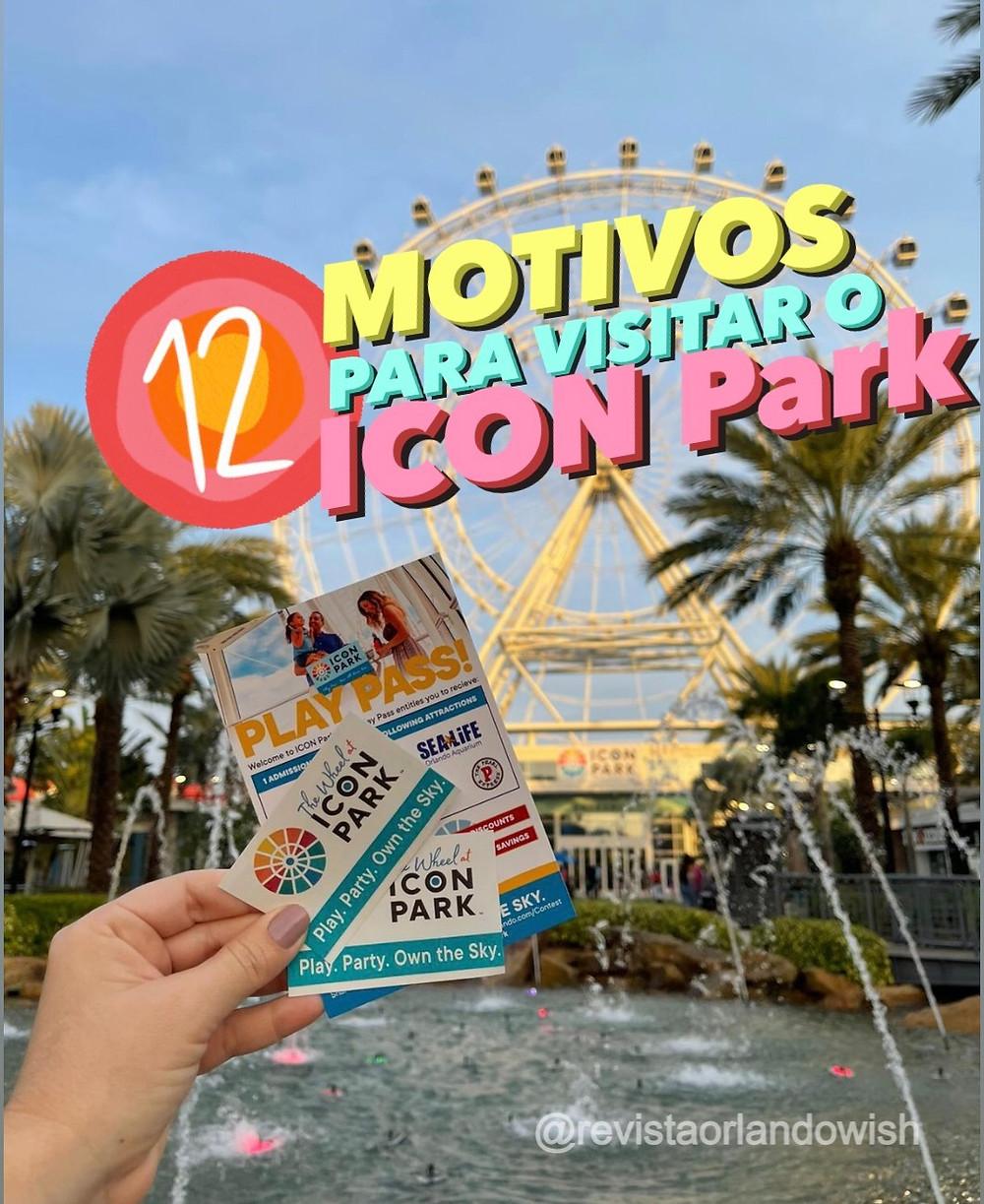 vale a pena visitar o ICON Park em Orlando?