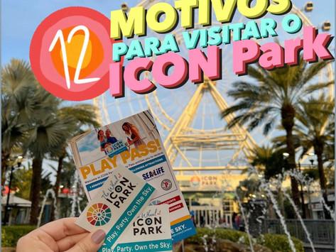 12 motivos para você visitar o ICON Park em Orlando