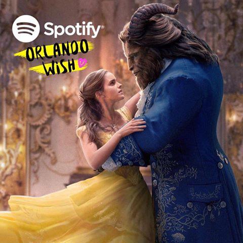 Spotify Orlando Wish