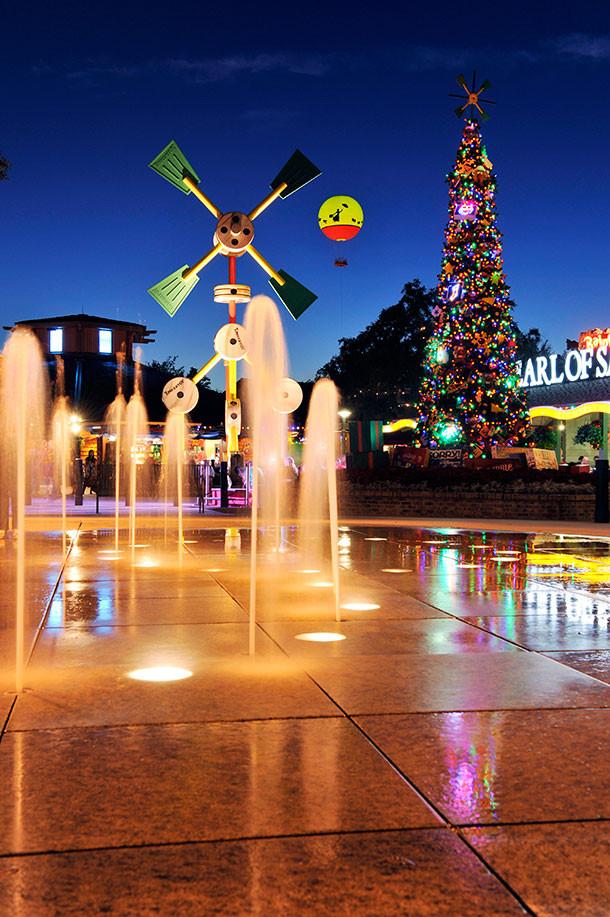 Natal em Disney Springs - revista orlando wish
