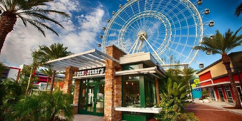 Ben & Jerry's em Orlando