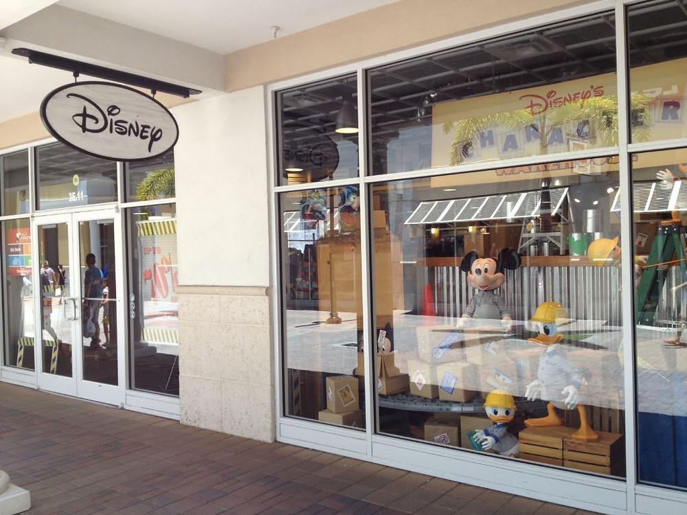 Disney Outlet Premium