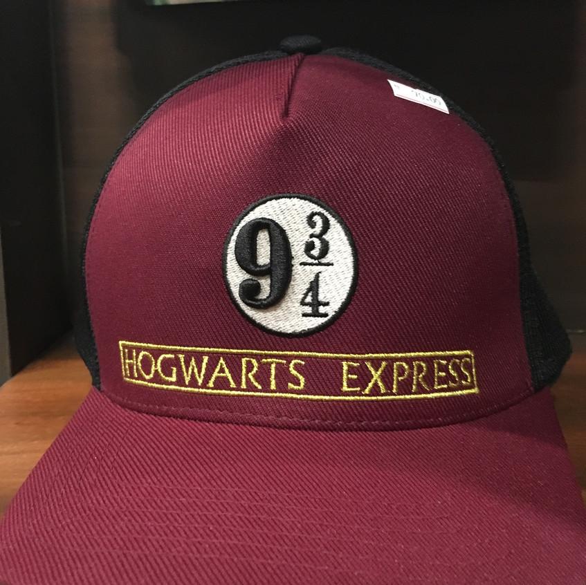 Boné do Expresso de Hogwarts