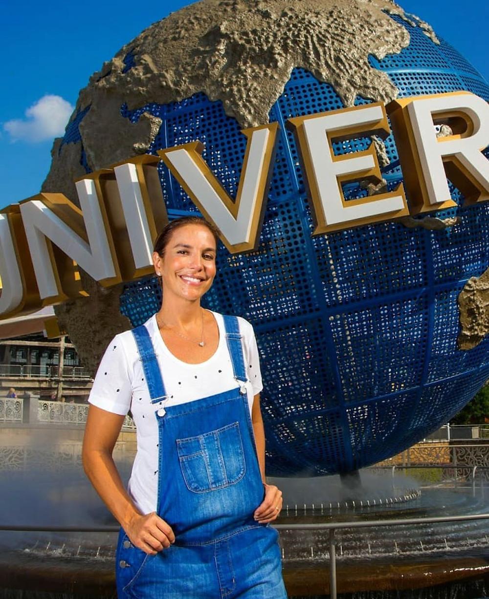 Universal Orlando anuncia show de Ivete Sangalo em janeiro