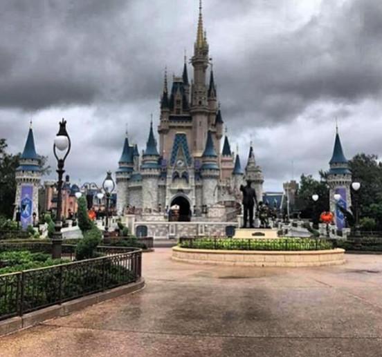 Disney após furacão Irma