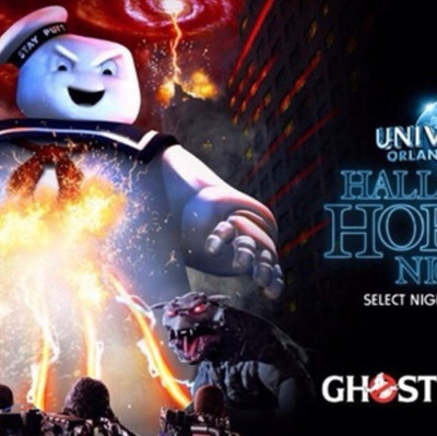 Ghostbusters no Halloween Horror Nights 2019