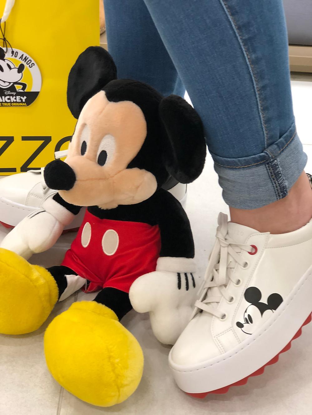 Arezzo x Disney Mickey 90