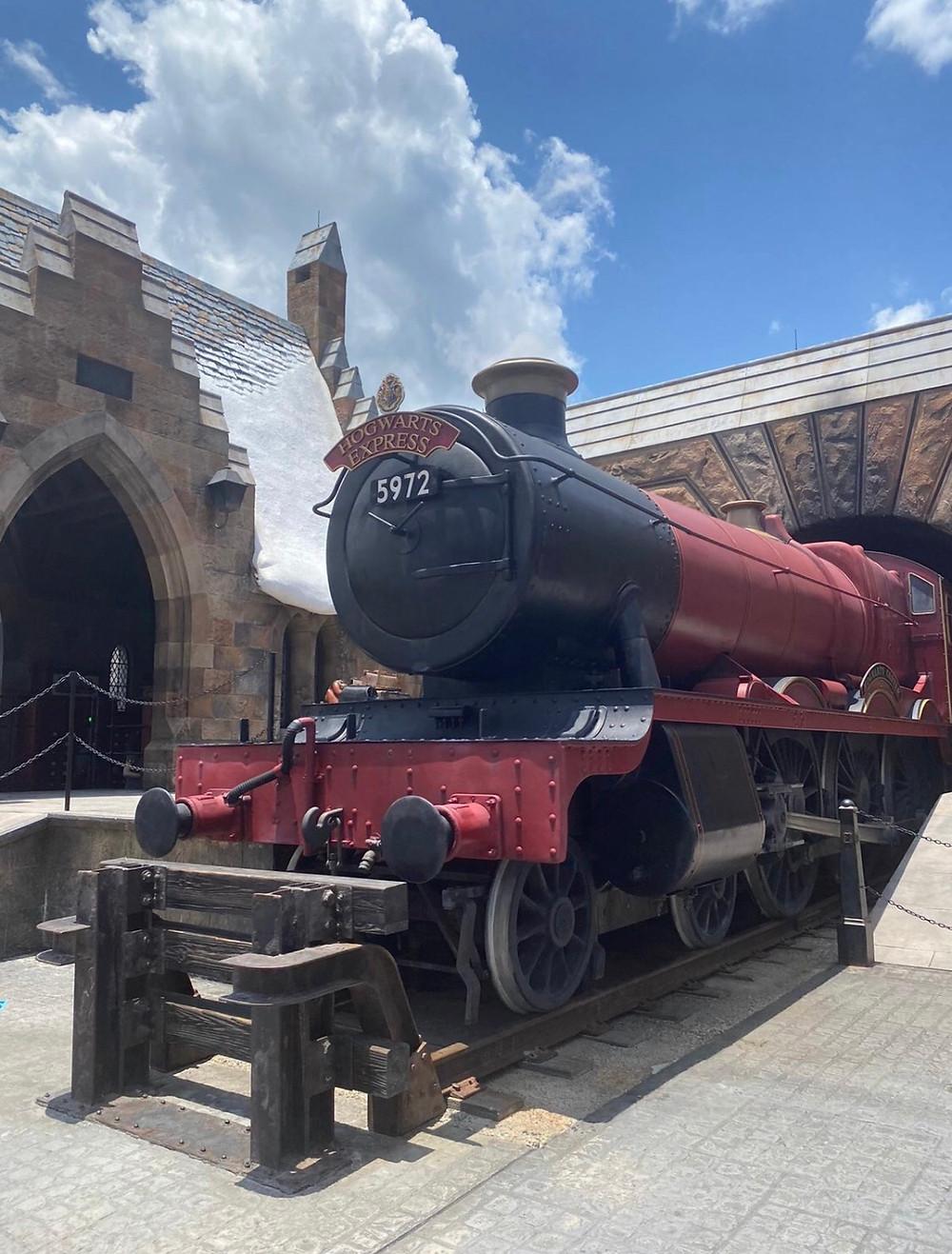 Expresso de Hogwarts de Harry Potter