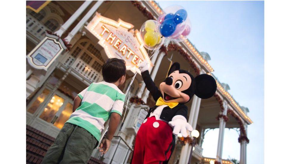 Aniversário do Mickey em Magic Kingdom