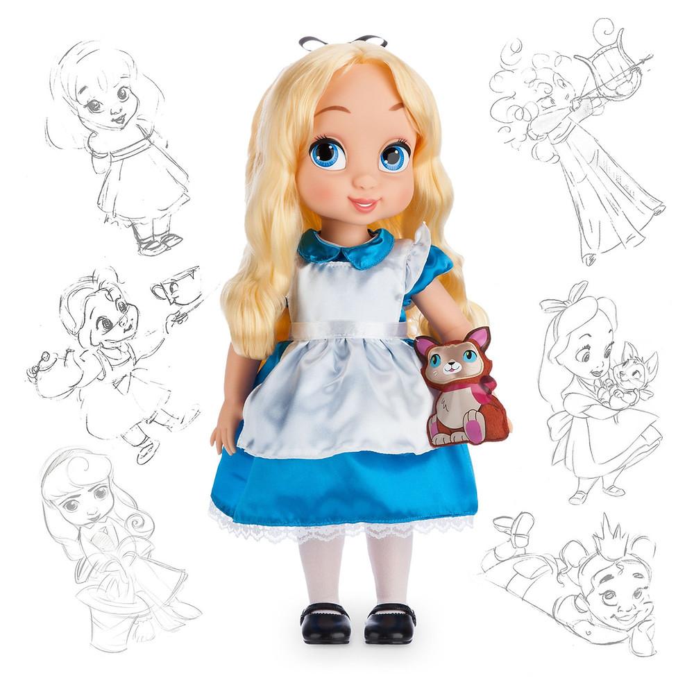 Alice animators doll