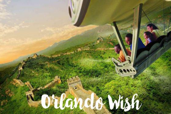 New Soarin´2016 Orlando Wish