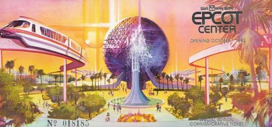 Aniversário de 36 anos do EPCOT