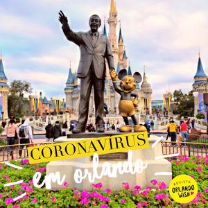 Coronavírus em Orlando