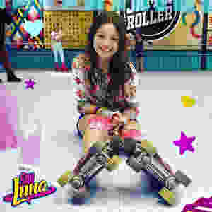 Patins Luna expo disney 2016