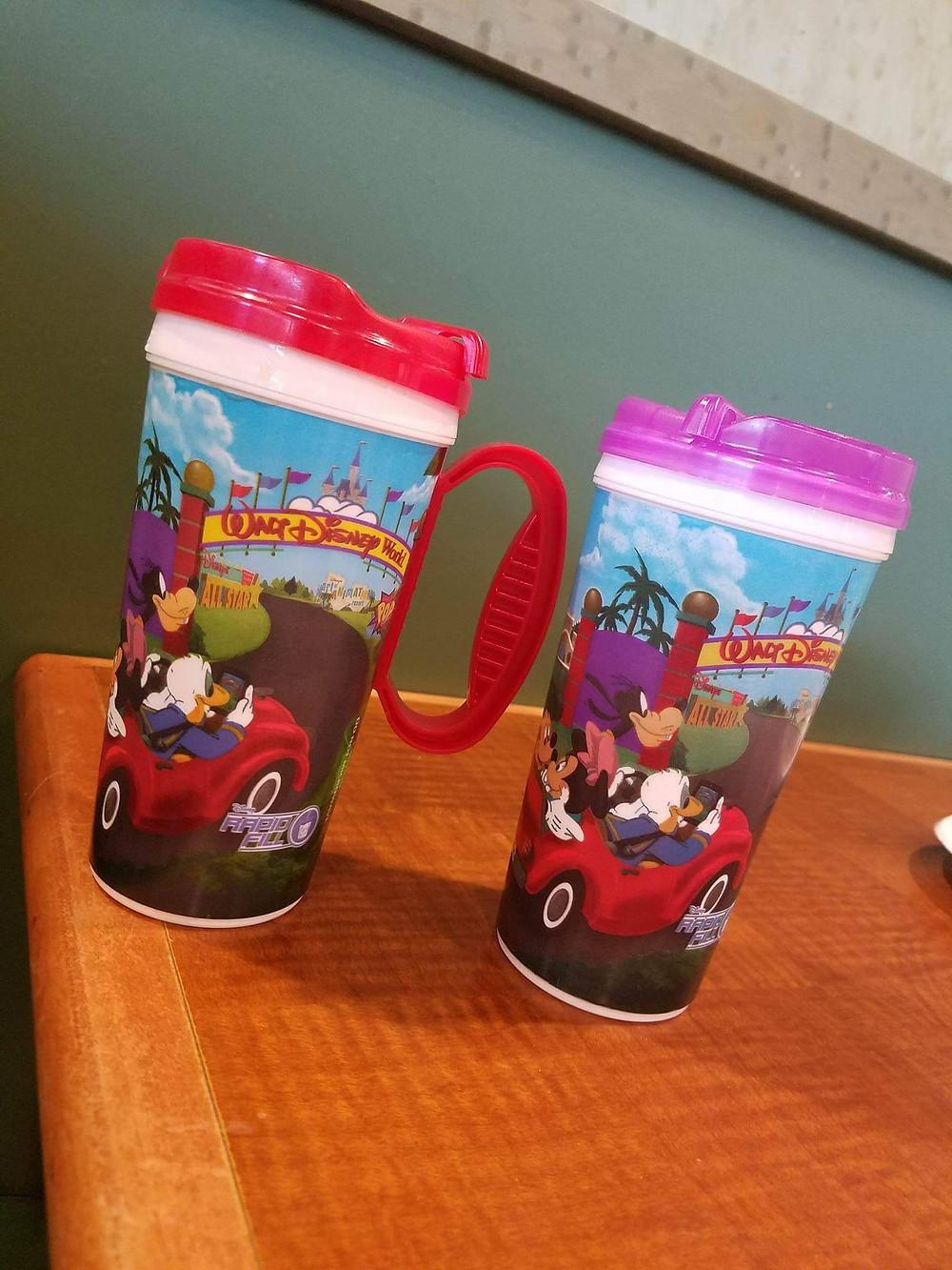 Mugs without Handle wdw