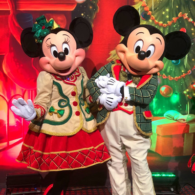Natal  em Orlando: programação completa nos parques